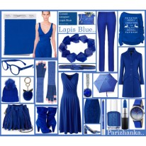 Lapis blue pantone 2